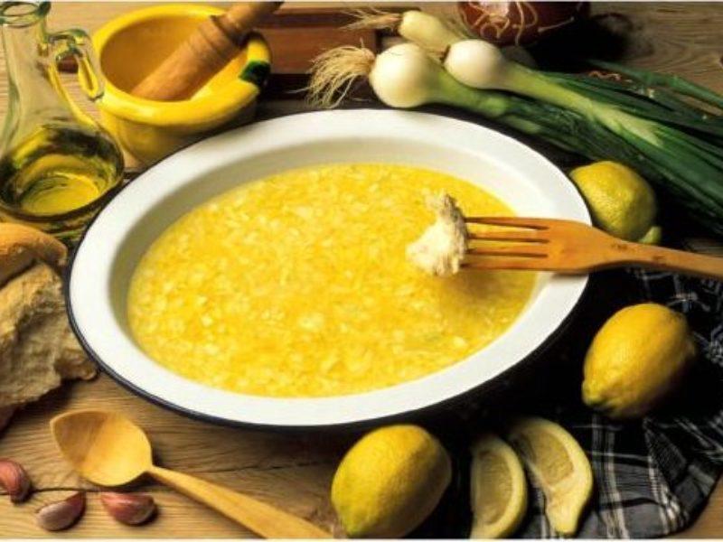 Ensalada de limón