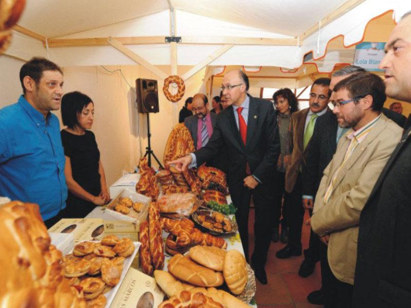 Feria del pan de Valladolid de Mayorga