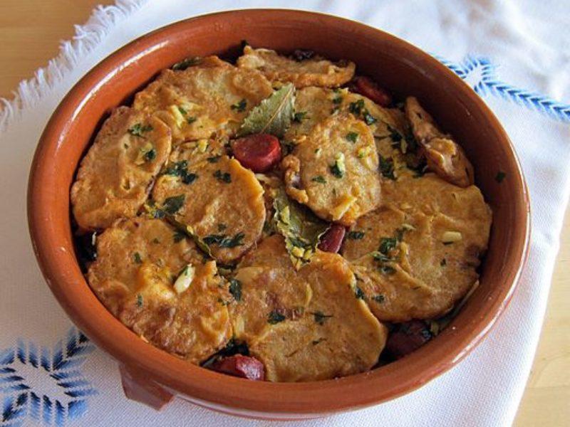 Patatas a la importancia qué comer en Palencia