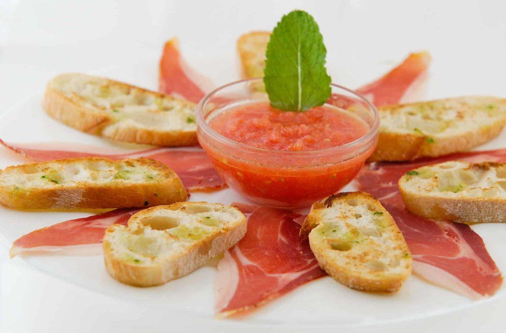 Delicias de Teruel plato típico de Teruel