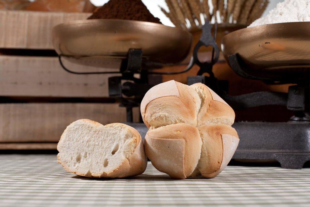 Pan de Cruz producto típico de Ciudad Real