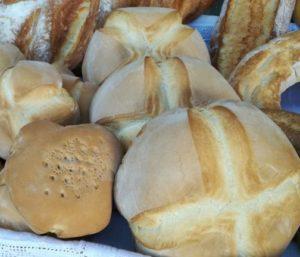 Pan de cruz típico de Ciudad Real