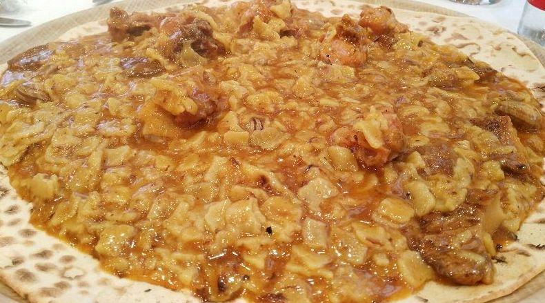 Gazpacho manchego plato típico de Albacete